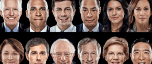 Fourth Democratic Primary Debate