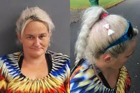 Arkansas Woman Pulled Over with Meth Hair-bow