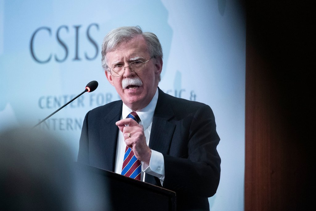 John Bolton Is Summoned to Testify in Trump Impeachment Inquiry