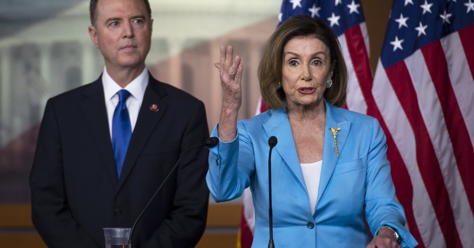 The House will vote on a resolution outlining the next phase of their impeachment inquiry