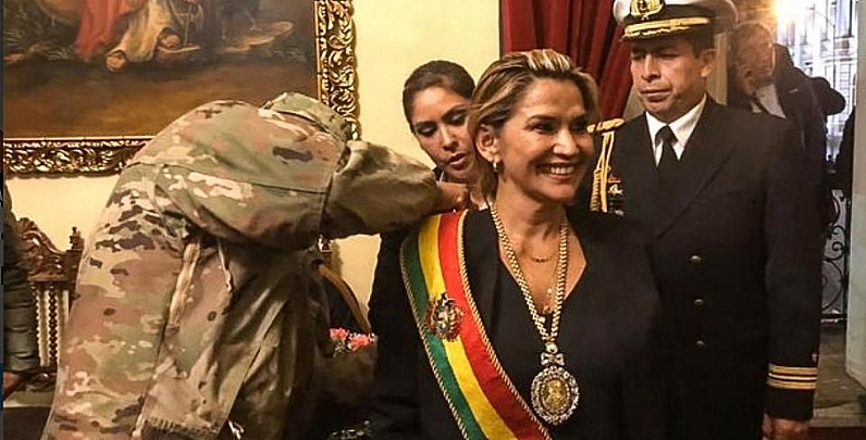 Bolivia: The Right Wing Coup Our Corporate Media Will Not Talk About.