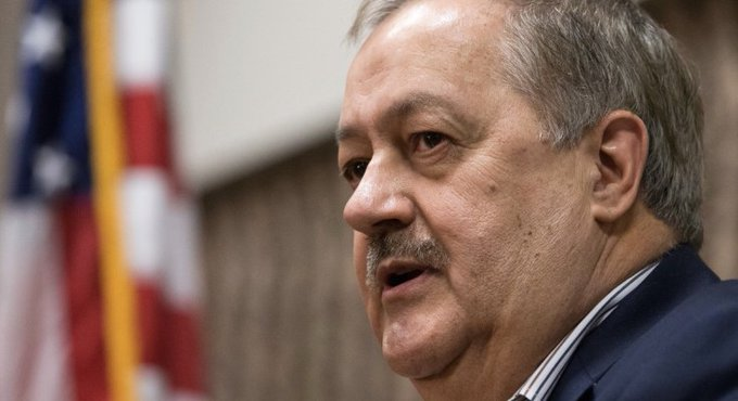 Don Blankenship will run for president as Constitution Party candidate