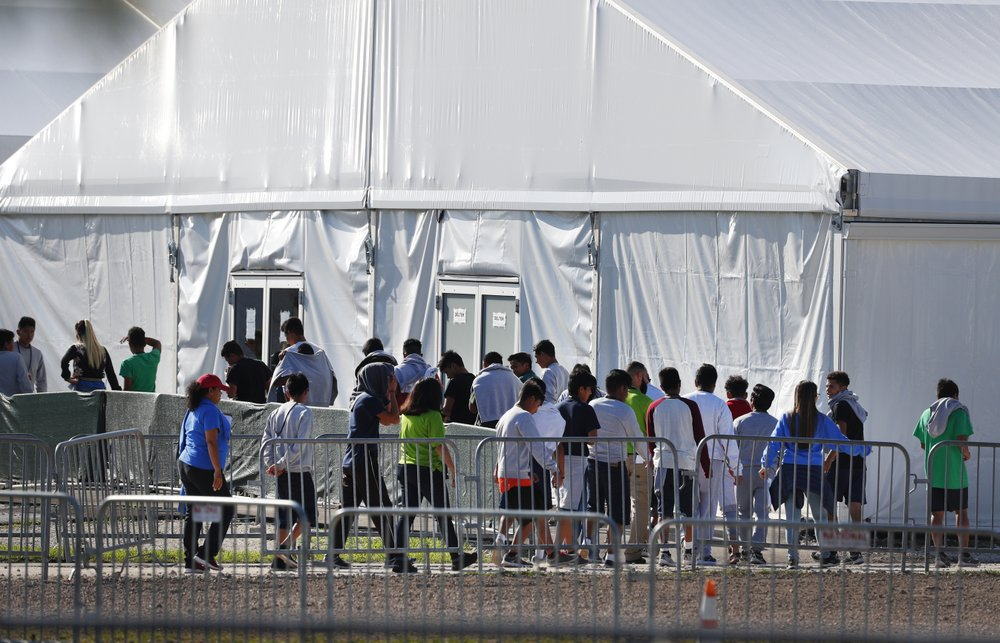 DHS IG report: Trump Administration lacked the technology to reunite separated kids with their families