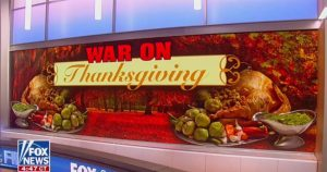 Trump: 'Some people want to change the name Thanksgiving'
