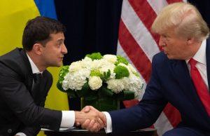 Ukraine Minister Says Sondland Did Not Link Aid to Biden