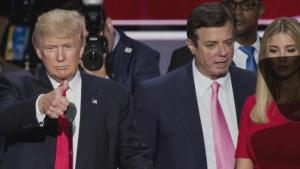 Ex-Trump aide Manafort in hospital due to cardiac incident
