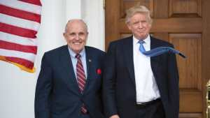 Giuliani offers up another preposterous theory on impeachment; get Chief Justice Roberts to dismiss it