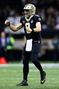 NFL: Drew Brees' Fabulous Night Out