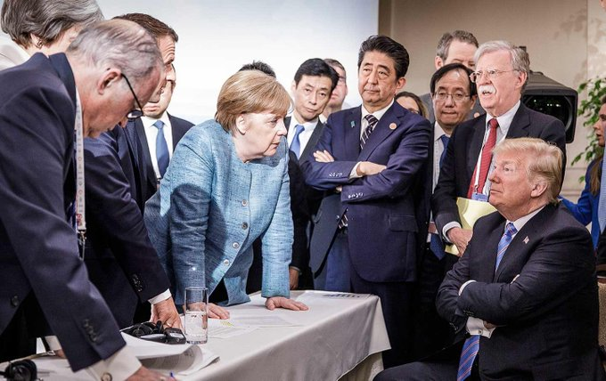 Survey: Germans say Trump is more dangerous than Putin, Kim, Xi, or Ayatollah  Khamenei