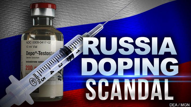 Russia banned from global sports for four years over doping