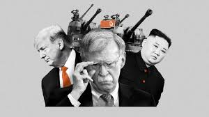 John Bolton Suggests Trump is Bluffing on North Korea Nuclear Policy