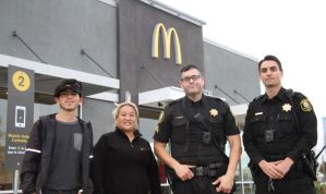 McDonald's employees help woman escape an abusive situation