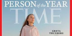 Greta Thunberg: Time Magazine Person of the Year