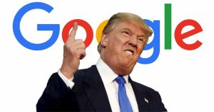 Over 300 Trump political ads removed by Google and Youtube