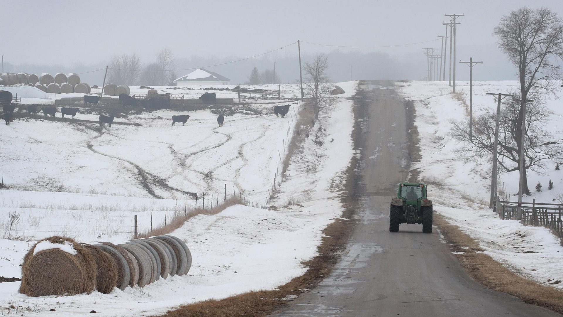 Rural America will lose House seats after 2020 census; metropolitan counties will gain