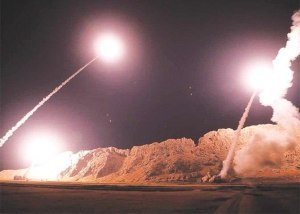 Liveblog - Iran fires missiles at US military airbase in Iraq