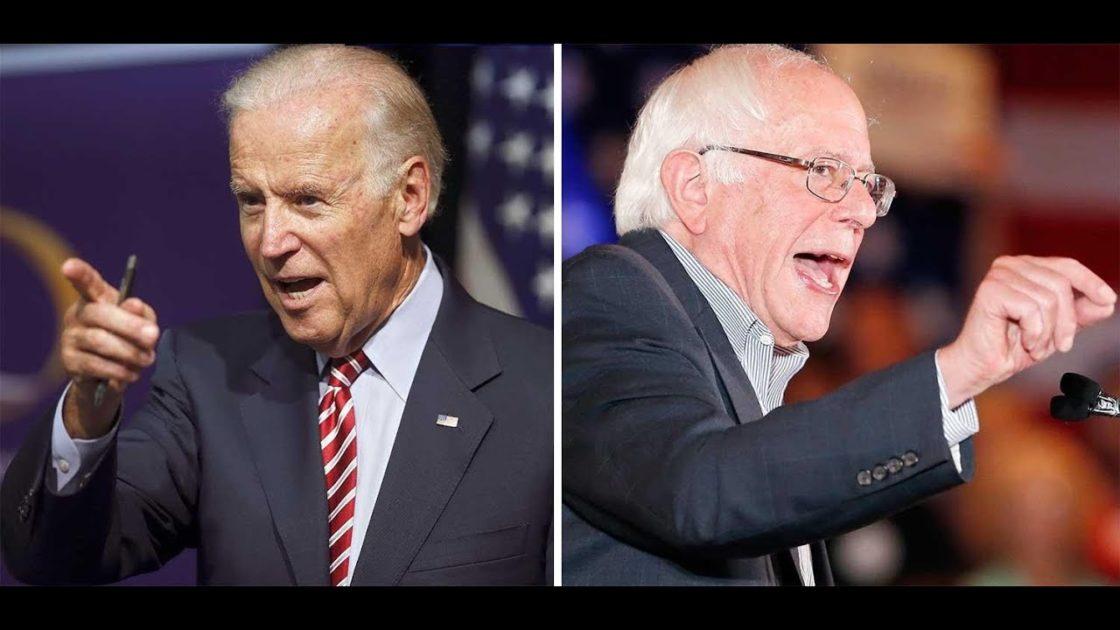 Joe Biden demands an apology from Bernie Sanders for circulating a 'doctored' video