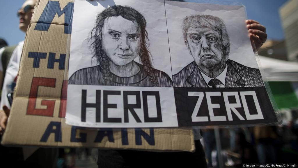 "Trump in Davos: ""I'm honest. I make great deals."""