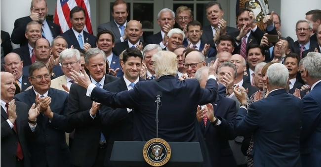 How Republicans made millions on the tax cuts they pushed through Congress