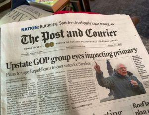 South Carolina GOP leaders plotting to impact Democratic primary by boosting Bernie Sanders
