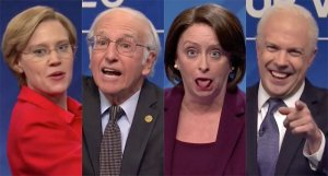 The NH Democratic Debate SNL style