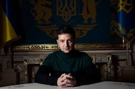 Zelensky in Munich:  I'm Ready For My Next Call