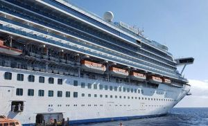 Live Streaming: Cruise Ship Docking in Oakland