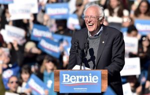 Bernie Sanders Isn't Going Anywhere