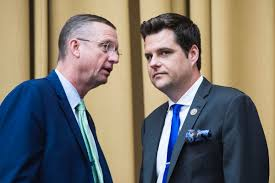 Doug Collins and Matt Gaetz to Self-Quarantine