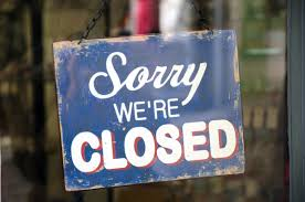 States Order Bars and Restaurants Closed