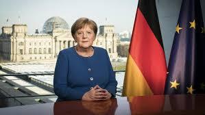 Chancellor Angela Merkel's Inspiring Address