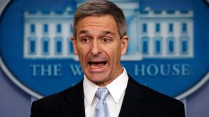 Judge rules Ken Cuccinelli's appointment to top immigration job unlawful, wipes out all policy memos he signed