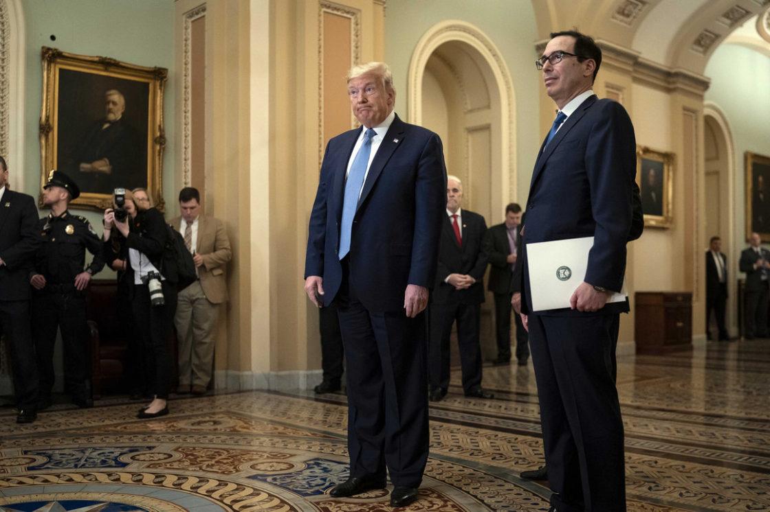Trump's bigly stimulus plan