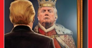 King Trump: 'The president of the United States calls the shots…the authority is total'