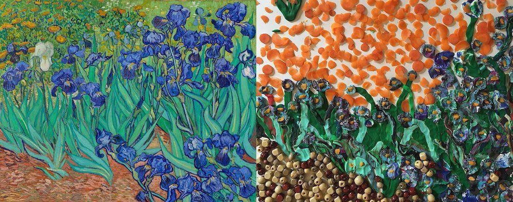 Lockdown Art: Museum Asks for Art Duplicates using Household Items