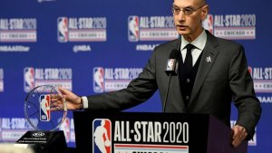 NBA suspends season because of Coronavirus pandemic