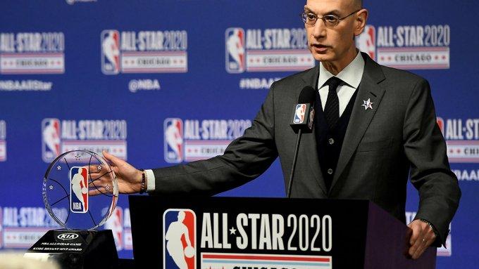 NBA suspends season because of Coronavirus pandemic