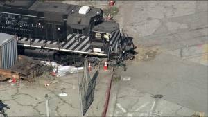 Prosecutors: Engineer deliberately ran train off tracks in attempt to smash the USNS Mercy hospital ship