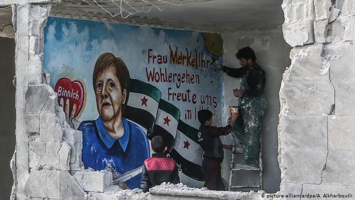 Coronavirus and Germany: Why the world is looking to Angela Merkel
