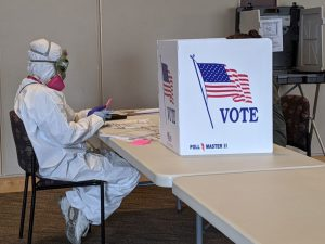 Officials Link 7 Coronavirus Cases in Wisconsin to In-Person Voting