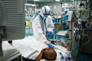Netherlands: Intensive care admissions near critical level as MPs call for more beds