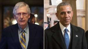 "McConnell: Obama ""should have kept his mouth shut"""