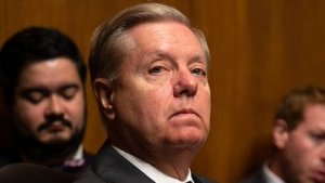 Graham on potential Supreme Court vacancy: 'This would be a different circumstance' than Merrick Garland