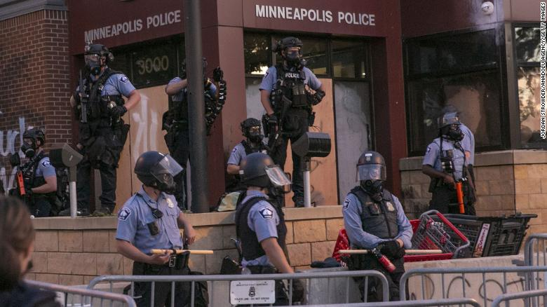 A Minneapolis councilor explains what dismantle the police means