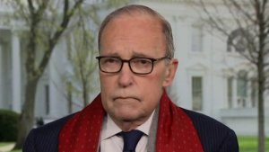 Larry Kudlow claims the United States has not seen a 'second wave' of COVID-19