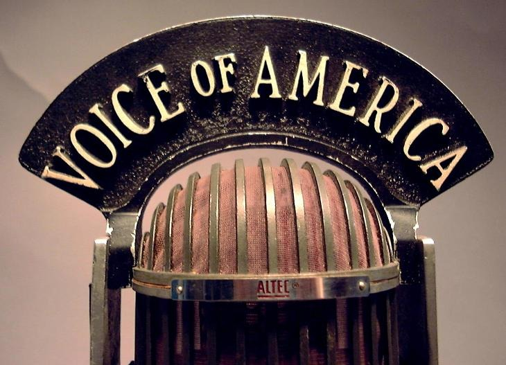 Trump News Network?  Trump appointee launches assault on Voice of America, affiliates