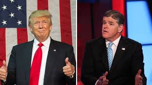 Sean Hannity Says Trump is a Victim of Bad Cops!