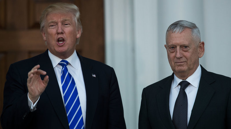 Former Defense Secretary James Mattis goes off on Trump