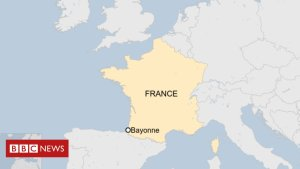 Bayonne France: Bus driver left brain dead after being 'attacked over face masks'