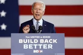 Biden Delivers Remarks Live on Building Back Better a Caring Economy